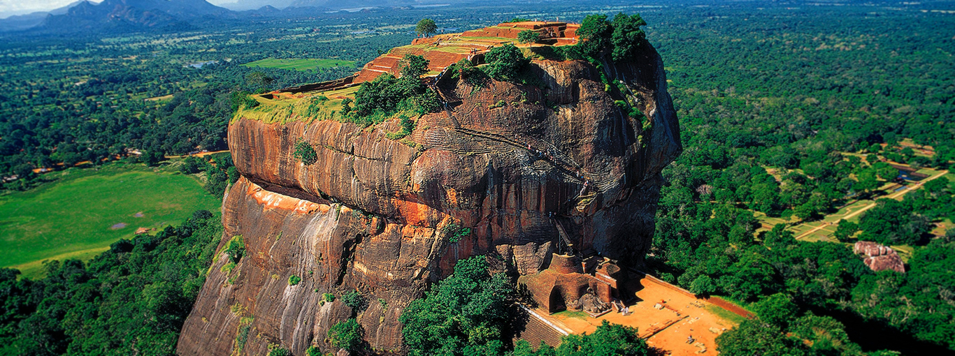 Sigiriya Kingdom,Rock Fortress Frescoes